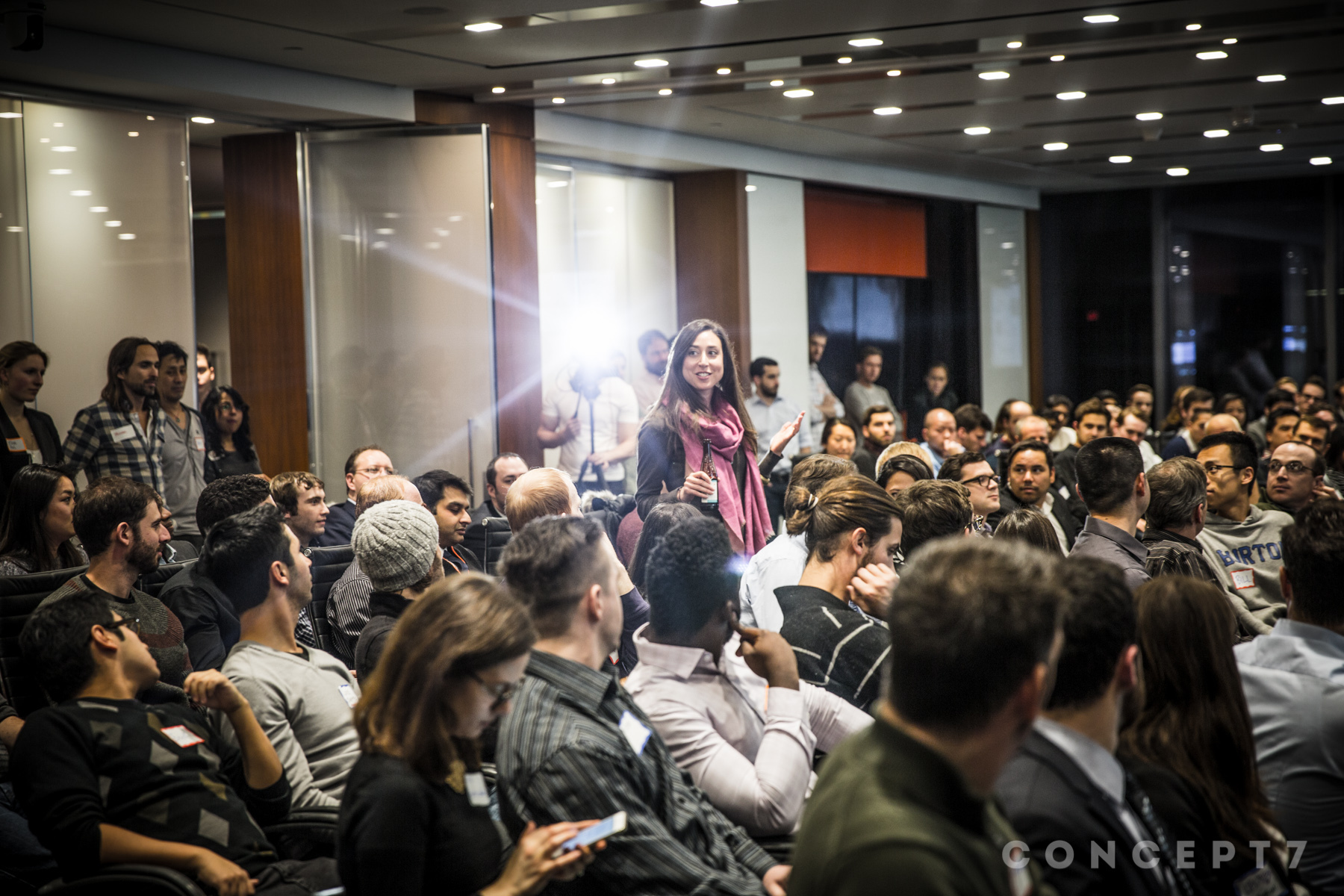 The January Toronto Tech Meetup: Subway Wifi, Brand Advocacy, Landing a Startup Job, Getting Investors to Care, Living Below Your Means